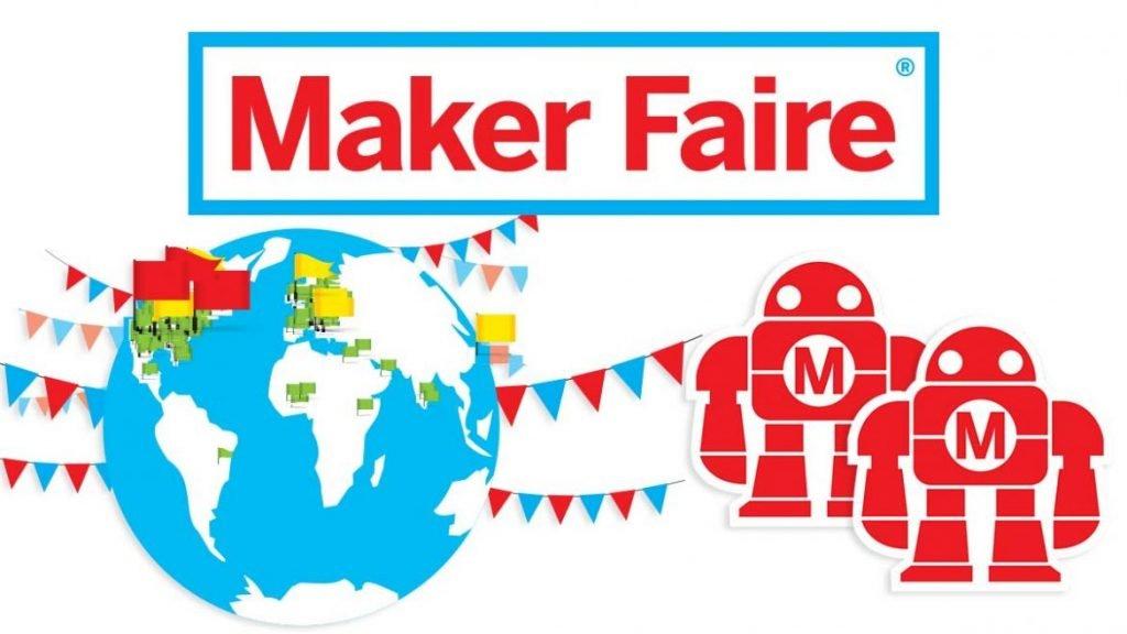 Makers Faire - Linjetur Teknologi