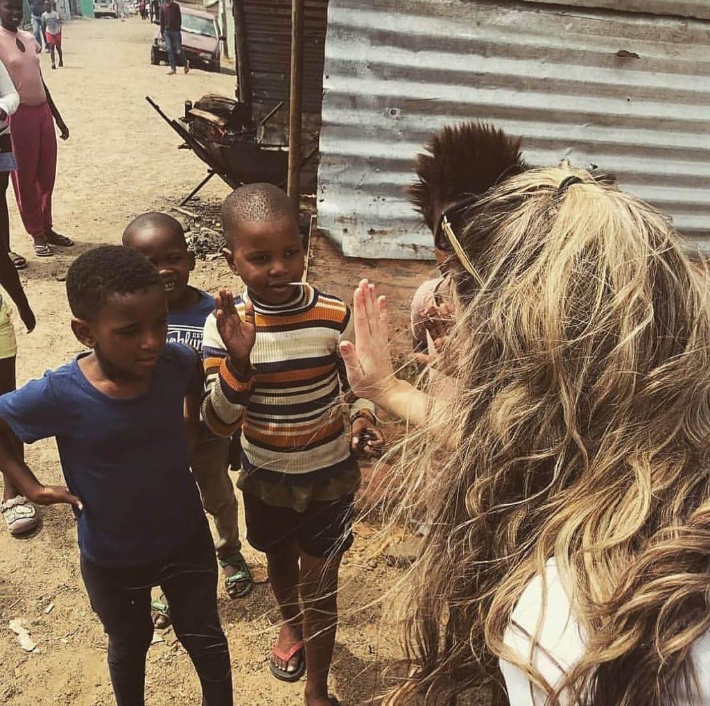 Sosialt arbeid - tur til Cape Town - Jæren Folkehøgskule