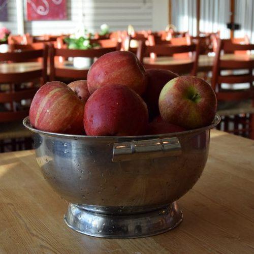 epler i matsal