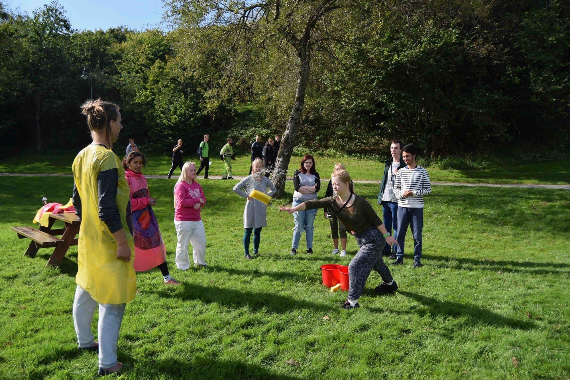 kjekke aktiviteter på Bo og fritid - Jæren folkehøgskule